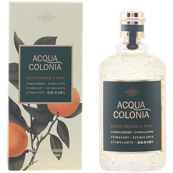 Bellezza Acqua di colonia 4711 Acqua Colonia Blood Orange & Basil Edc Vaporizador