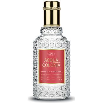 Bellezza Acqua di colonia 4711 Acqua Colonia Lychee & White Mint Edc Vaporizador