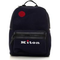Borse Uomo Zaini Kiton UBFITK-N008206 Blu