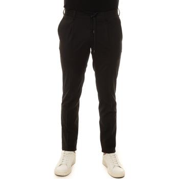 Abbigliamento Uomo Chino Pto5 COWSJ1ZA0TVL-PO350990 Nero
