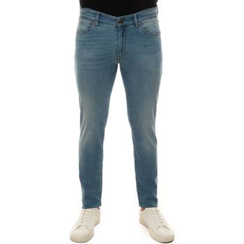 Abbigliamento Uomo Jeans slim Pto5 C5DJ05Z10GTL-KU09LT37 Denim chiaro