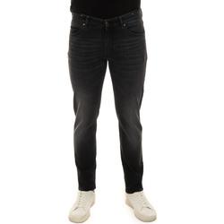 Abbigliamento Uomo Jeans slim Pto5 C5DJ05Z20GTL-CA36MD87 Denim nero