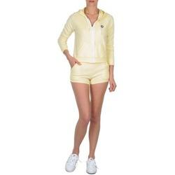 Abbigliamento Donna Shorts / Bermuda Petit Bateau TOUPET Giallo