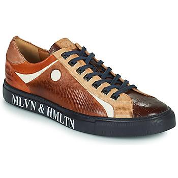 Scarpe Uomo Sneakers basse Melvin & Hamilton HARVEY 9 Marrone
