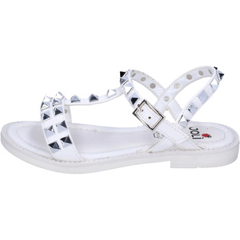 Scarpe Bambina Sandali Joli BH02 Bianco