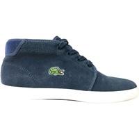 Scarpe Uomo Sneakers alte Lacoste ATRMPN-27005 Blu