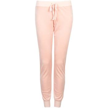 Abbigliamento Donna Pantaloni da tuta Juicy Couture  Rosa