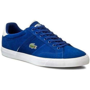 Scarpe Uomo Sneakers basse Lacoste ATRMPN-27007 Blu