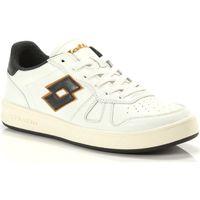 Scarpe Uomo Sneakers basse Lotto Signature Bianco