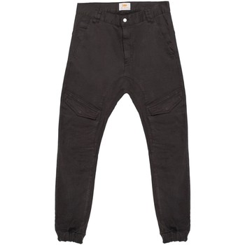 Abbigliamento Pantalone Cargo Klout  Gris