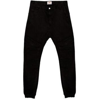 Abbigliamento Pantalone Cargo Klout  Negro