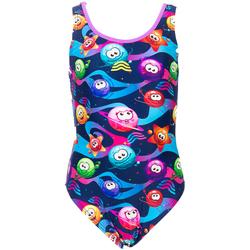 Abbigliamento Bambina Costume intero Aquarapid COSTUME INTERO MARTY SMILE BAMBINA miscellaneous (B MULTICOLR)