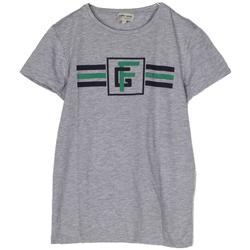 Abbigliamento Bambino T-shirt maniche corte Frankie Garage T-SHIRT 80 RAGAZZO grigio (GRIGIO)