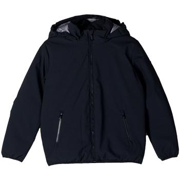 Abbigliamento Bambino Giubbotti Ciesse Piumini GIUBBOTTO SOFTSHELL RAGAZZO nero (201CXP ASPHALT)