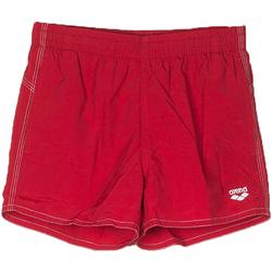 Abbigliamento Bambino Costume / Bermuda da spiaggia Arena SHORT BYWAY BEACH RAGAZZO rosso (41RED)