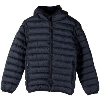Abbigliamento Bambino Piumini Ciesse Piumini GIUBBOTTO IMBOTTITO WILLY BAMBINO nero (201XXP ASPHALT)