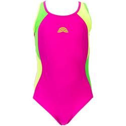 Abbigliamento Bambina Costume intero Aquarapid COSTUME LIRI RAGAZZA rosa (F FUXIA)