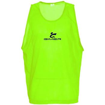 Abbigliamento Bambino Top / T-shirt senza maniche Gimer FRATINO RAGAZZO verde (05GREEN)