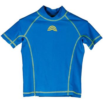 Abbigliamento Unisex bambino T-shirt maniche corte Aquarapid MAGLIA UVTSHIRT JUNIOR azzurro (T TURCHESE)
