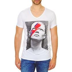 Abbigliamento Uomo T-shirt maniche corte Eleven Paris KATOS Bianco