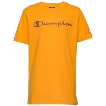 Abbigliamento Bambino T-shirt maniche corte Champion Crewneck T-Shirt  (305169) Multicolore