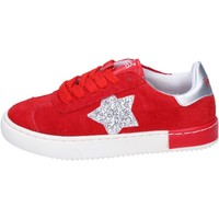 Scarpe Bambina Sneakers basse Holalà BH10 Rosso