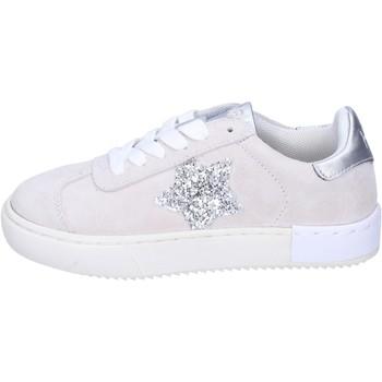 Scarpe Bambina Sneakers basse Holalà BH11 Bianco