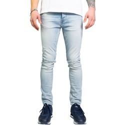 Abbigliamento Uomo Jeans slim Only & Sons  22018617 Blue Denim