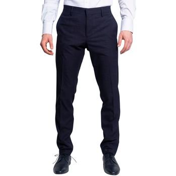 Abbigliamento Uomo Pantaloni da completo Antony Morato MMTS00001-FA650244 Blu