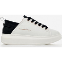 Scarpe Donna Sneakers basse Alexander Smith WEMBLEY bianco-nero