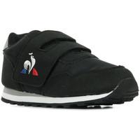 Scarpe Unisex bambino Sneakers basse Le Coq Sportif Astra INF Nero