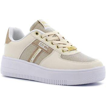 Scarpe Donna Sneakers basse Enrico Coveri ATRMPN-27030 Oro