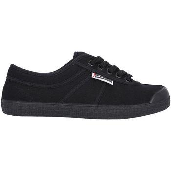 Scarpe Uomo Sneakers basse Kawasaki FOOTWEAR - Legend canvas shoe - black Nero