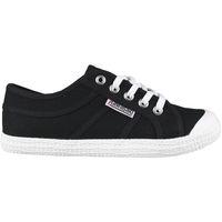 Scarpe Uomo Sneakers basse Kawasaki FOOTWEAR - Tennis canvas shoe - black Nero