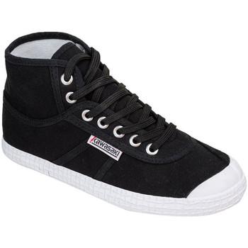 Scarpe Uomo Sneakers alte Kawasaki FOOTWEAR - Original basic boot - black Nero