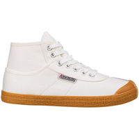 Scarpe Uomo Sneakers alte Kawasaki FOOTWEAR - Original pure boot - white Bianco