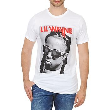 Abbigliamento Uomo T-shirt maniche corte Eleven Paris APY M Bianco