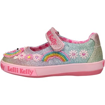 Scarpe Bambina Sneakers Lelli Kelly - Rainbow multi LK 1082-GX02 ROSA