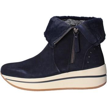 Scarpe Stivaletti Carmela - Slip on  blu 67421 BLU