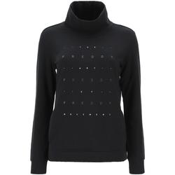 Abbigliamento Donna Felpe Freddy - Felpa nero F0WBCS1-N NERO