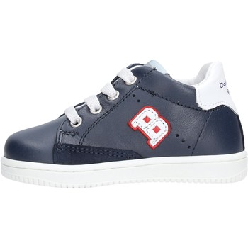 Scarpe Bambino Sneakers basse Balducci - Polacchino blu MSP3700L BLU