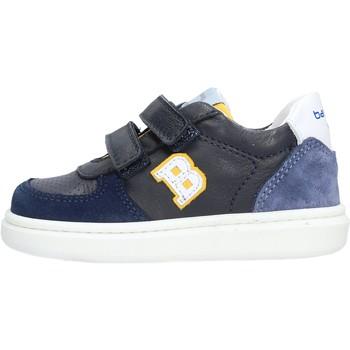 Scarpe Bambino Sneakers basse Balducci - Polacchino blu MSP3601L BLU