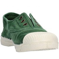 Scarpe Bambino Sneakers basse Natural World - Scarpa elast verde 470E-689 VERDE