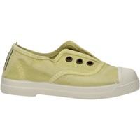 Scarpe Bambino Sneakers basse Natural World - Scarpa elast verde 470E-675 VERDE