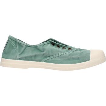 Scarpe Bambino Sneakers basse Natural World - Sneaker verde 102E-689 VERDE