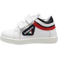 Scarpe Bambino Sneakers basse Balducci - Polacchino bianco MSPO3702 BIANCO
