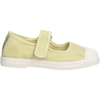Scarpe Bambina Sneakers Natural World - Ballerina verde 476E-675 VERDE