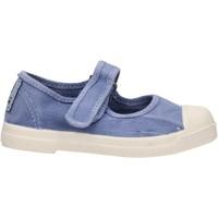 Scarpe Bambina Sneakers Natural World - Ballerina blu 476E-690 BLU
