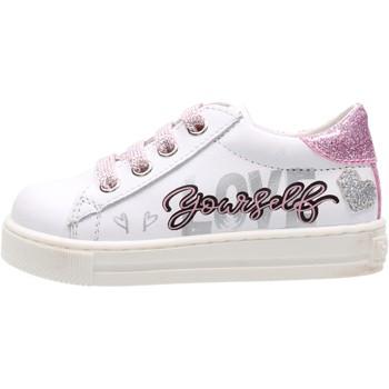 Scarpe Bambino Sneakers basse Falcotto - Sneaker bianco LEVOLA-1N04 BIANCO
