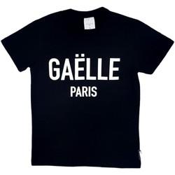 Abbigliamento Bambino T-shirt maniche corte GaËlle Paris - T-shirt nero 2736M0070 NERO
